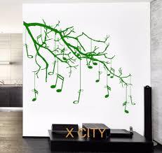 home design tree branch wall stencils landscape architects