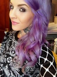 pravana silver hair color kelly lee purple hair review