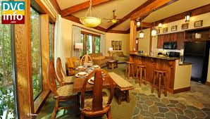 Disney Treehouse Villa Floor Plan by The Year 2009 Dvcinfo Com