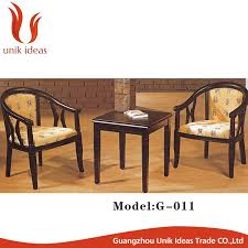 high quality solid wood chair design coffee chair livingroom
