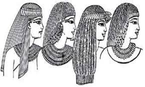 information on egyptain hairstlyes for and what s in a hairstyle magazines dawn com
