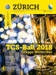 test si e auto tcs tcs zürich nr 11 2017 by tcs touring schweiz suisse