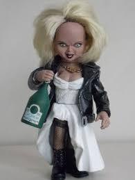 Killer Doll Halloween Costume Bride Chucky Horror Movie Killers Chucky
