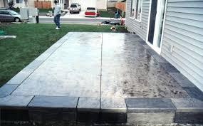 Patio Slab Designs Concrete Patio Slabs Best Concrete Slab Ideas On Concrete Slab