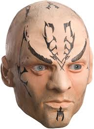star trek halloween mask star trek movie nero mask partymart com nero star trek movie