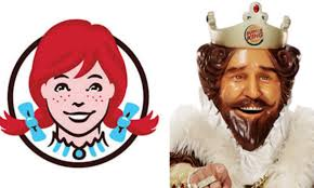 wendys open on thanksgiving fast food fight wendy u0027s disses burger king on twitter with wicked