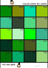 shades of green shades of green color codes yellow shades of green color hex
