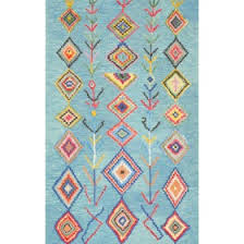 Green Kids Rug Aqua Kids Rugs Rosenberry Rooms