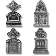 amazon com creepy cemetery halloween party escaping skeleton yard