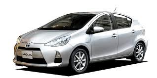 Toyota Aqua Toyota Aqua L Catalog Reviews Pics Specs And Prices Goo Net