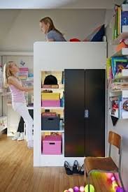 Ikea Beds For Girls by Tiny Box Room Ikea Stuva Loft Bed Making The Most Of Small