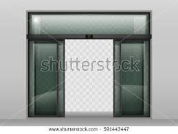 entrance glass door automatic glass door stock images royalty free images u0026 vectors