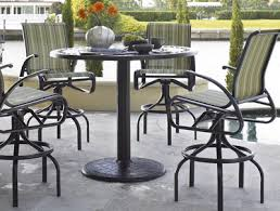 Bar Patio Table Sling Patio Furniture Watson S Fireplace And Patio
