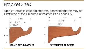 Wooden Curtain Pole Brackets 35mm Wilko Curtain Pole Bracket Natural Wood Effect 28mm At Wilko