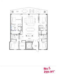 Penthouse Apartment Floor Plans Miami Riches Real Estate Blog Icon Bay Preliminary Penthouse