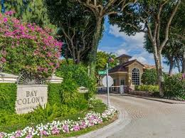 Colony Homes Floor Plans by Bay Colony Homes For Sale Gated Real Estate In Fort Lauderdale
