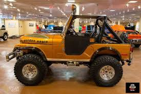 jeep golden eagle interior classic 1977 jeep cj7 off road for sale 1712 dyler