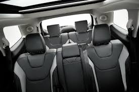 Ford Edge Interior Pictures Ford Edge Seven Seater Variant Is A China Only Affair Autoevolution