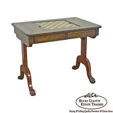 antique table ls ebay leather regency antique tables ebay