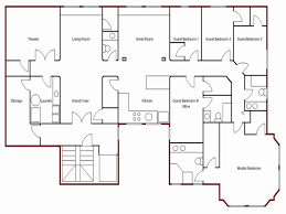 simple floor plan maker create simple floor plan house drawing basic template for draw