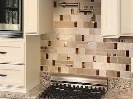 backsplash for kitchens glass backsplash with granite countertops