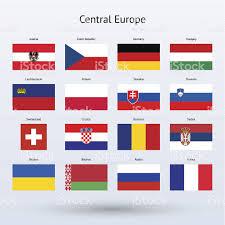 Switzerland Flag Emoji Aus Der Mitte Europas Länder Flaggen Vektor Illustration 167653874