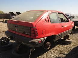 lexus junkyard orlando junkyard find 1988 pontiac lemans the truth about cars