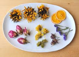 diy potpourri from a floral bouquet made in a day