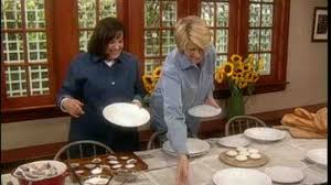 video ina garten sets a table for a kitchen clambake martha stewart