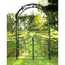 quick viewmetal garden archway metal arches and trellises