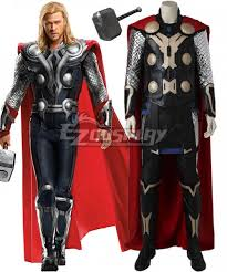 ultron costume marvel age of ultron thor odinson costume