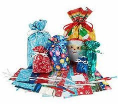 drawstring gift bags kringle express 60 e z drawstring gift bag bow set