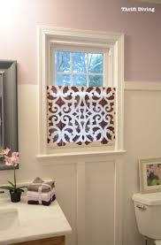 bathroom windows privacy ideas windows u0026 curtains