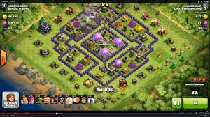 image clash of clans xbow best of the best town hall 9 base