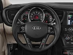 2011 Kia Optima Interior 2011 Kia Optima Pictures Dashboard U S News U0026 World Report
