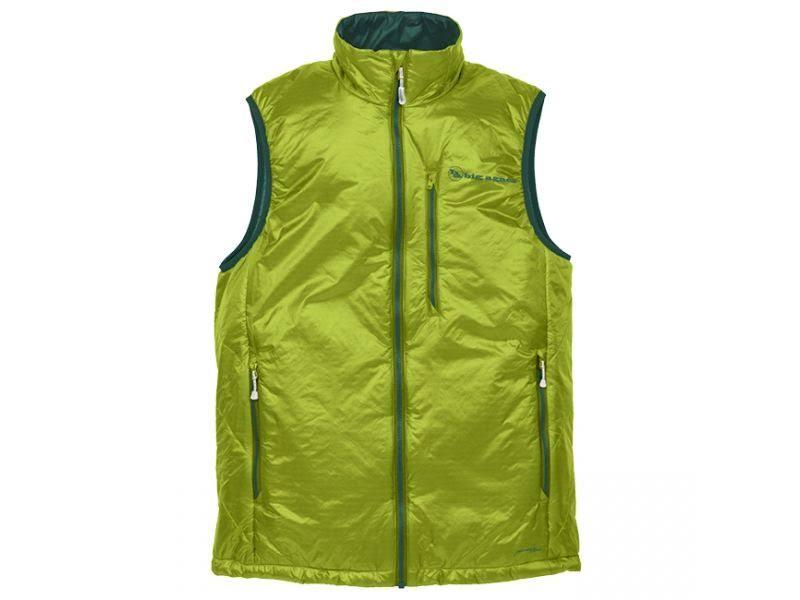 Big Agnes Spike Vest Pinneco Core Lime/Green Medium 31204-322-MD