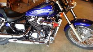 spike air cleaner honda shadow vt 750 spirit youtube