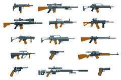 gun sight template stock vector image of circular zoom 12475100