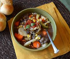 Everything But The Kitchen Sink Soup Bless This Mess - Everything and the kitchen sink