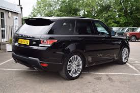 land rover sport cars 2014 land rover range rover sport sdv6 hse dynamic