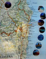 Map Of Sardinia Italy by Marina Di Gairo Beach Holidays In Sardinia