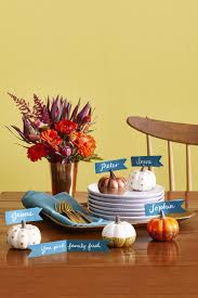 Placecards 10 Diy Thanksgiving Place Cards Craft Ideas For Fall Table Name