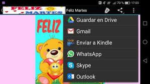 imagenes wasap martes feliz martes for android apk download
