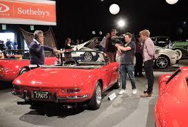 Ferrari California 1965 - monterey auctions the auto blonde