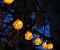 solar powered fairy lights for trees mini bottle string lights