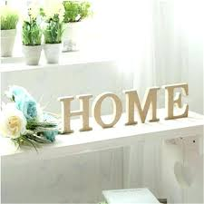 Metal Wall Letters Home Decor Letters For Decor U2013 Dailymovies Co