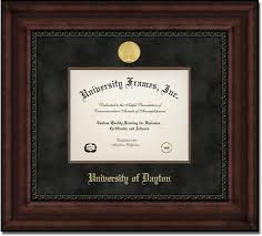 degree frames graduation of dayton ohio
