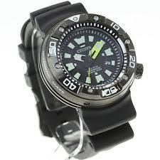 bj2128 05e citizen promaster men s quartz solar powered watches ebay