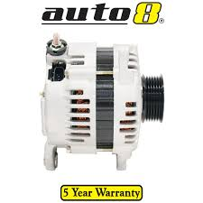 nissan elgrand accessories uk new alternator fits nissan elgrand e50 2000 to 2002 3 5l petrol