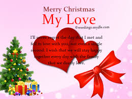 christmas cards messages christmas messages for husband wordings and messages